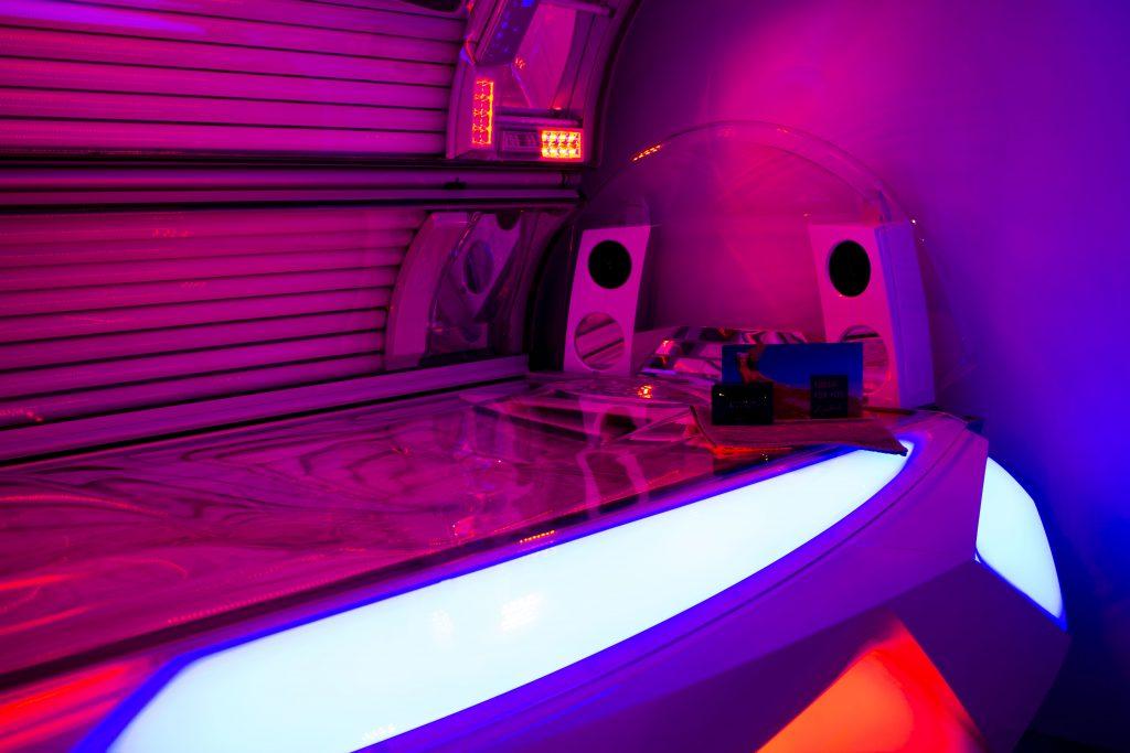 Ergoline Solar Zonnestudio